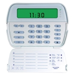 DSC RFK5501 PowerSeries 64-Zone Fixed-Message LCD Keypad