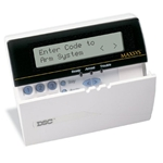 DSC LCD4501 MAXSYS Programmable-Message LCD Keypad