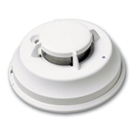 DSC FSA-210BST 2-Wire Photoelectric Smoke & Heat Detector w/ Sounder