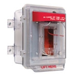 STI-1200A-HTR Stopper® II Heated Enclosure with 4