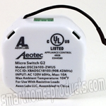 Aeotec DSC26103-ZWUS Z-Wave Micro Switch