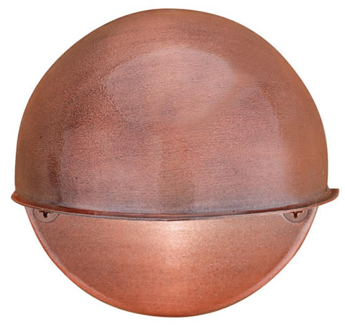 Malibu lt8k round surface mount deck light aloadofball Image collections