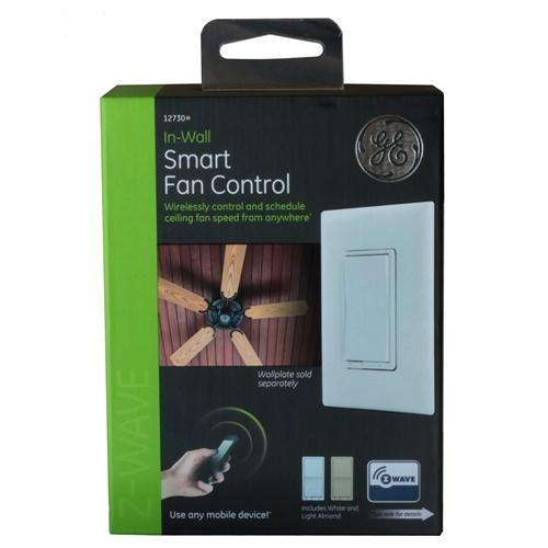 ge 45613 ge wave 3. 12730 Z-Wave In-Wall Smart Fan Control Ge 45613 Wave 3 .