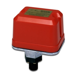 System Sensor EPS40-2 field-adjustable pressure switch that provides an alarm response between 10 and 100 PSI.