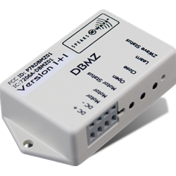 ESI DBMZ - Z-Wave Enabled Load Monitoring DC Motor Control