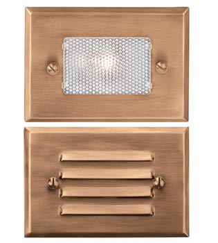 Malibu Cl905k Half Brick Deck Light