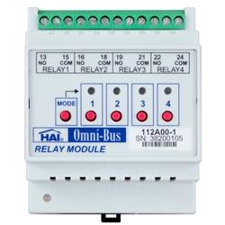 Hai 112a00 1 Omni Bus 4 Channel Relay Module Din Rail