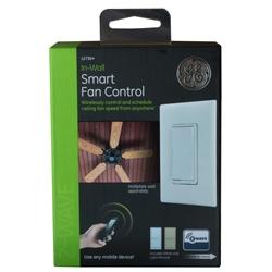 Ge 12730 Z Wave In Wall Smart Fan Control