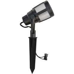 Malibu 8418 2606 01 Low Voltage Outdoor Led Gun Metal Gray