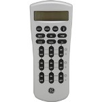 GE 45601 Z-Wave Wireless Lighting Control Advanced Remote