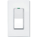 Simply Automated USR1-40A-W Single Remote 3/4 Way Dimmer - White