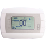 2GIG-Z-STAT Z-Wave Thermostat
