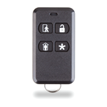 2GIG-KEY2 2GIG 4-Button Key Ring